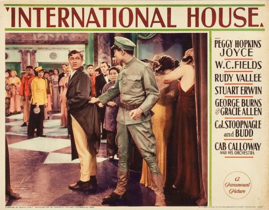 International House Lobby Card 5