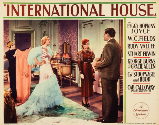 International House Lobby Card 6