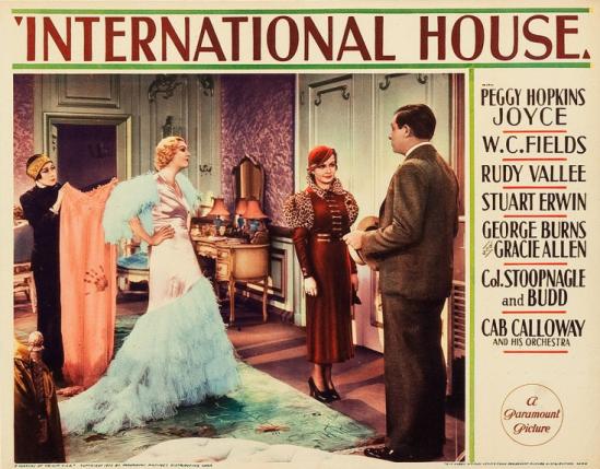 International House Lobby Card 6