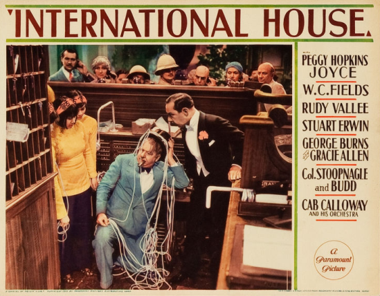 International House Lobby Card 7