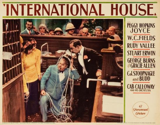 International House Lobby Card 7