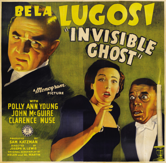 Invisible Ghost Six Sheet