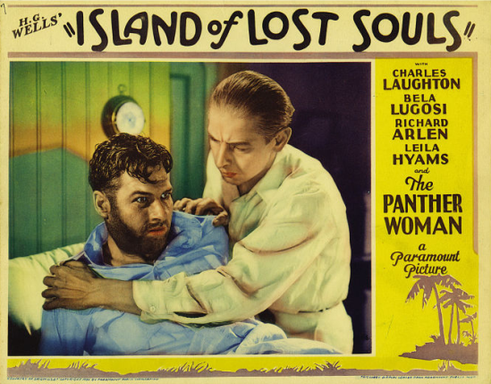 Island of Lost Souls Lobby Card 2