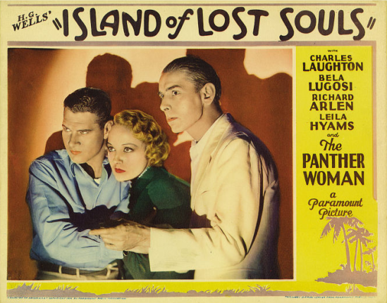 Island of Lost Souls Lobby Card 4