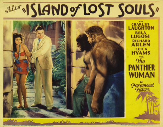 Island of Lost Souls Lobby Card 5