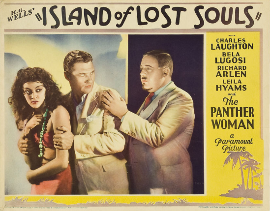 Island of Lost Souls Lobby Card 6