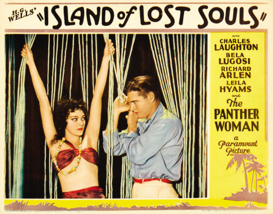 Island of Lost Souls Lobby Card 7