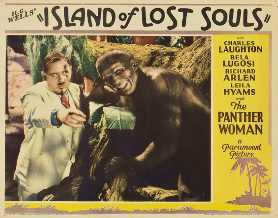 Island of Lost Souls Lobby Card 8