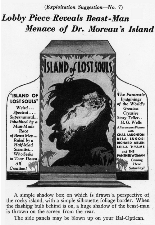 Island of Lost Souls Pressbook 3