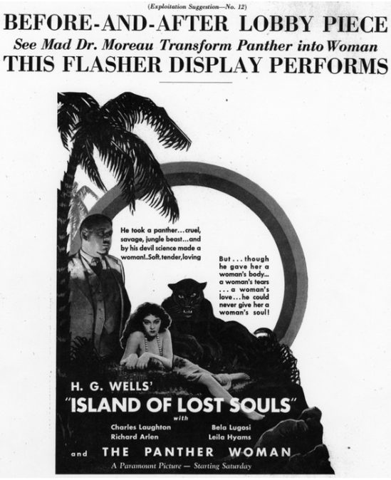 Island of Lost Souls Pressbook 6