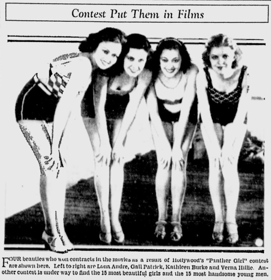 Island Of Lost Souls, The Milwaukee Journal, June 5, 1933
