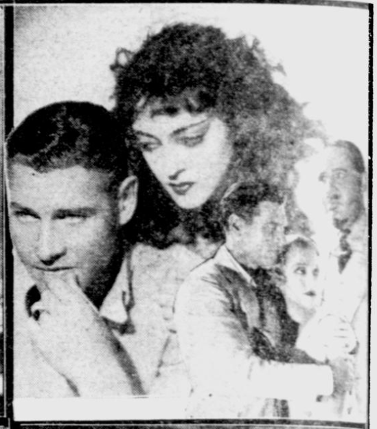 Island Of Lost Souls, The Reading Eagle, January 29, 1933
