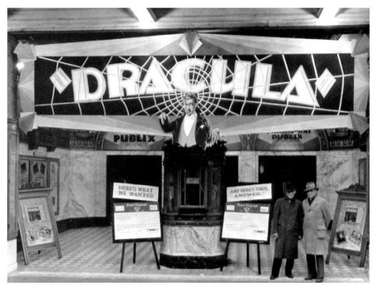 Dracula Kentucky Theatre, Lexington