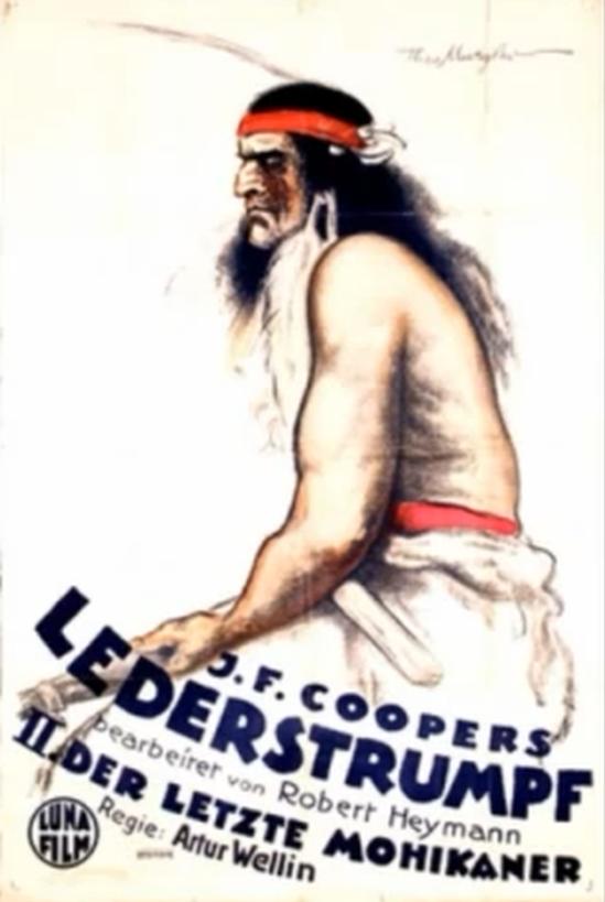 Lederstrumpf poster 1