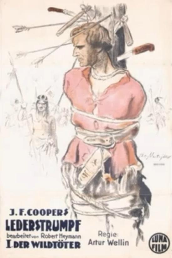 Lederstrumpf poster 2