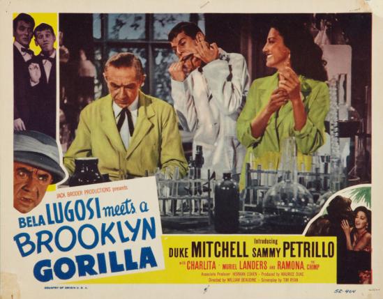 Bella Lugosi Meets A Brooklyn Gorilla