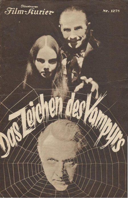 Mark of the Vampire Austrian Cinema Programme