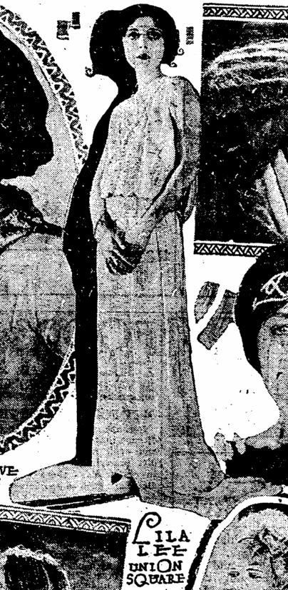 Midnight Girl, San Francisco Chronicle, May 25, 1925 2