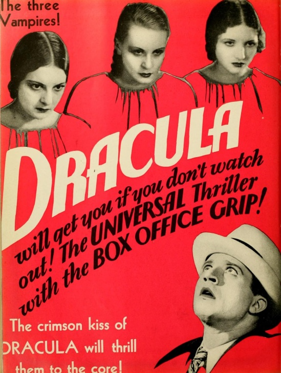 Dracula Motion Picture News, December 6, 1930 1
