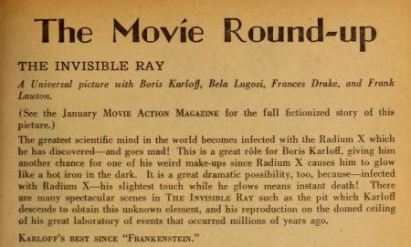 February 1936 action movie magazine