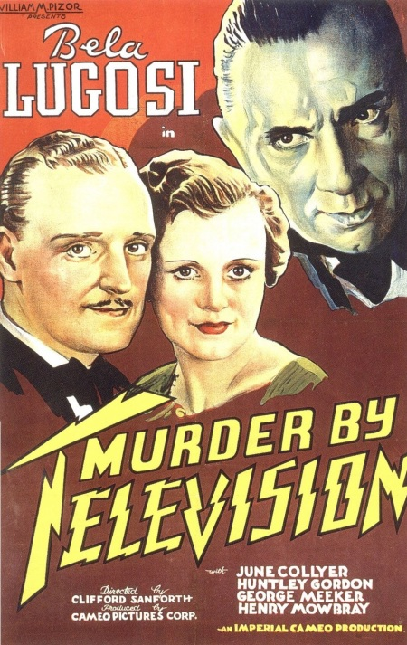 Murder BY Television One Sheet
