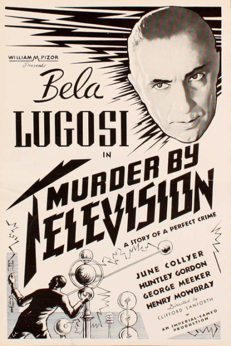 The murder by TV Press book 1