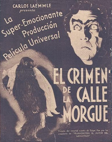 Murders In The Rue Morgue Spanish Herald