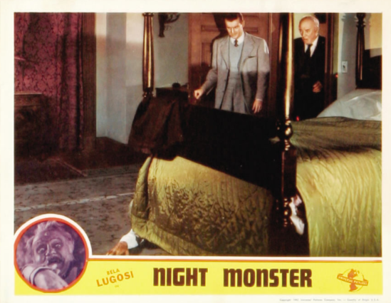 Night Monster Lobby Card 6