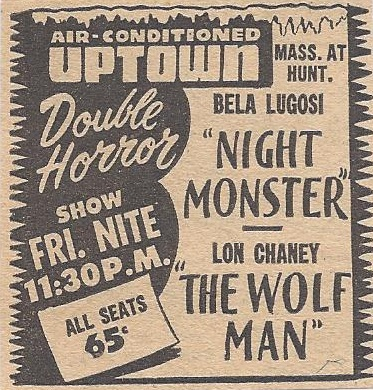 Night Monster - The Wolf Man