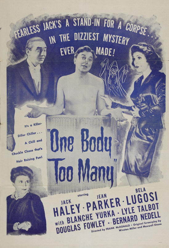 One Body Too Many One Sheet 2
