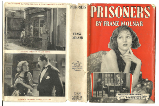 Feature films edition published in 1929 by Grosset & Dunlap.