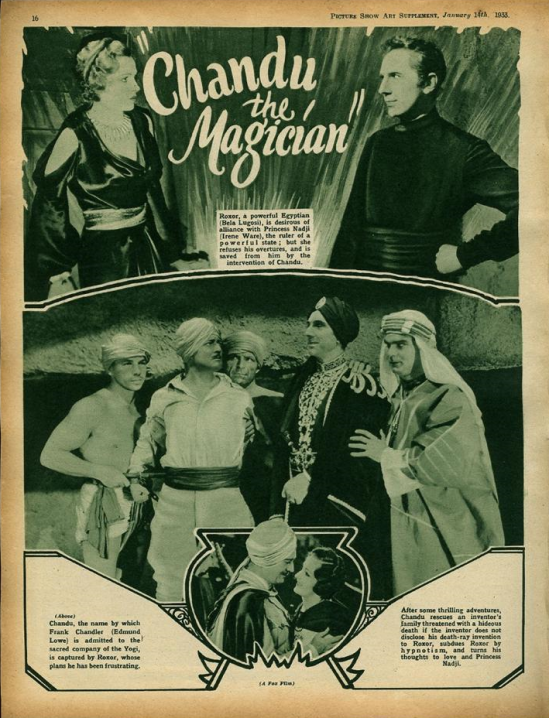 Picture Show, 14 January 1933
