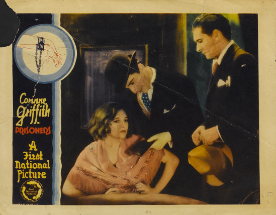 Lobby card 1 of prisoner
