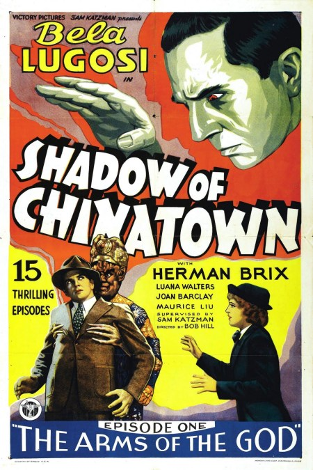 Shadow of Chinatown Episode 1 One Sheet
