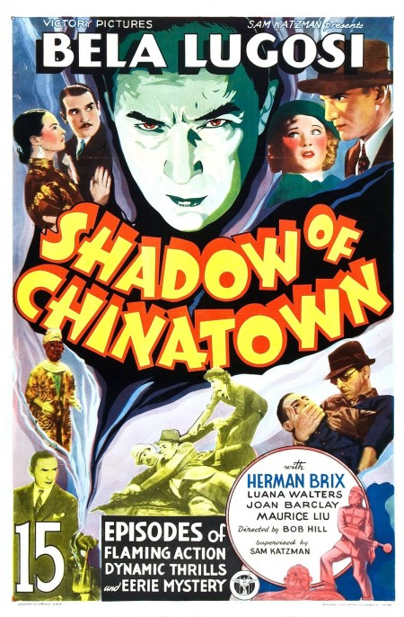 Shadow of Chinatown Episode 15 One Sheet