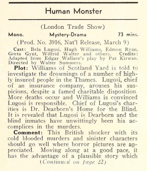 Showman's Trade Review, March 9, 1940 a