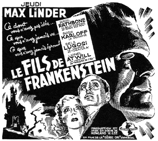 Son of Frankenstein 1