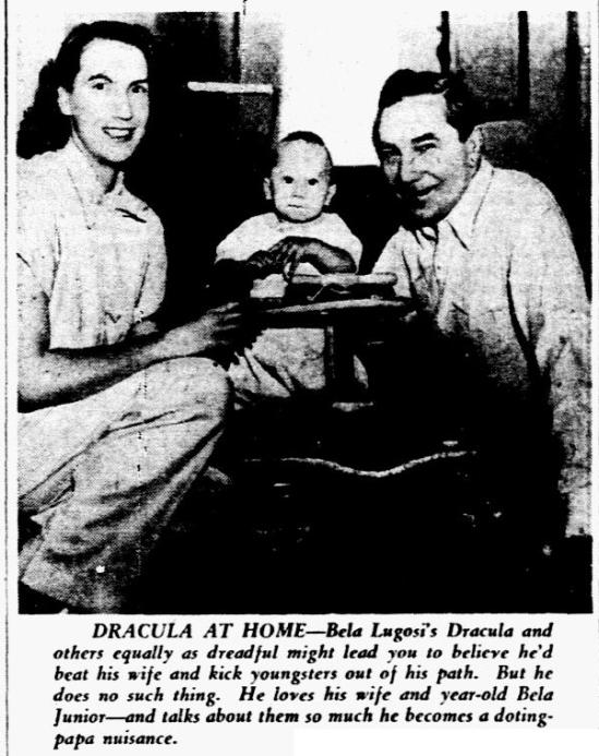 Son of Frankenstein, Dallas Morning News, January 23, 1939