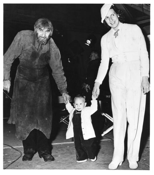 フランケンシュタインプロモーション写真2の息子
