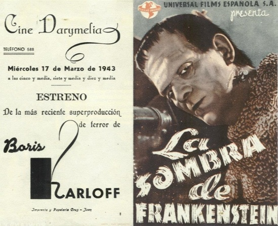 フランケンシュタインスペインヘラルド2の息子