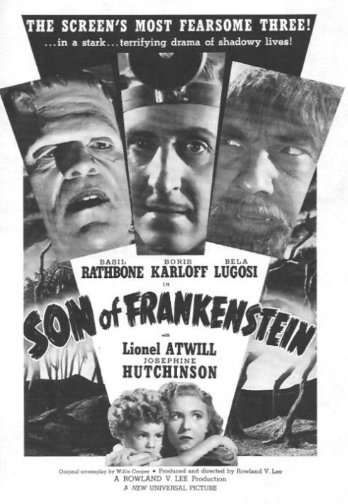 Son Of Frankenstein Trade Ad 2