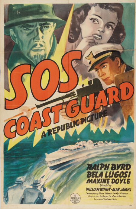 SOS Coast Guard a