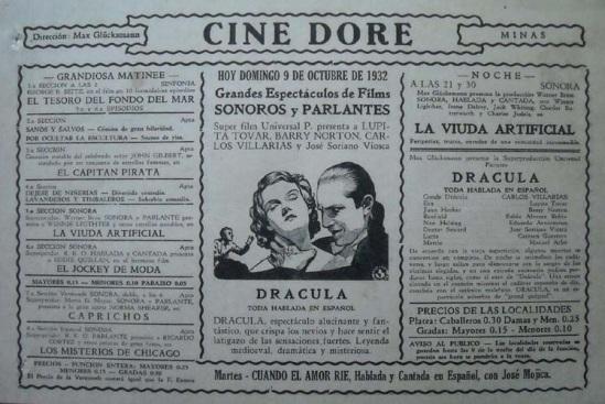 Dracula Spanish Herald 1