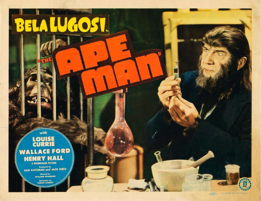 The Ape Man 1