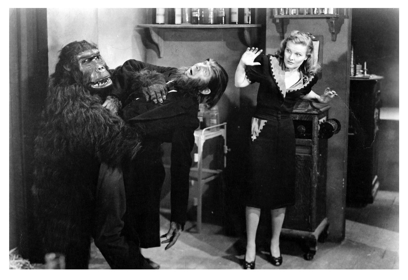 The Ape Man Still 12