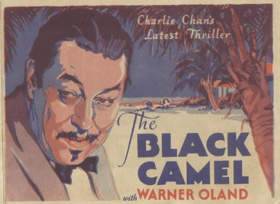 The Black Camel Herald 1