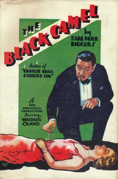 The Black Camel Photoplay Edition