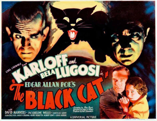 The Black Cat Poster 3