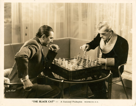 The Black Cat Still 4