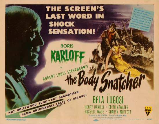 The Body Snatcher 1
